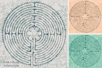 three maze