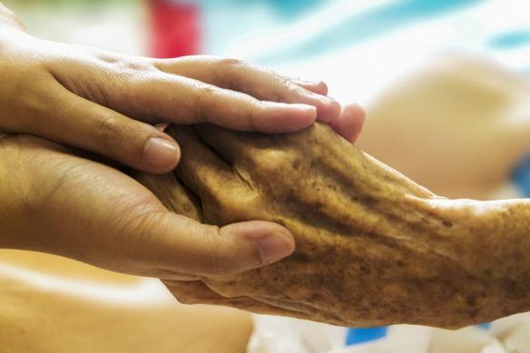 hospice hände