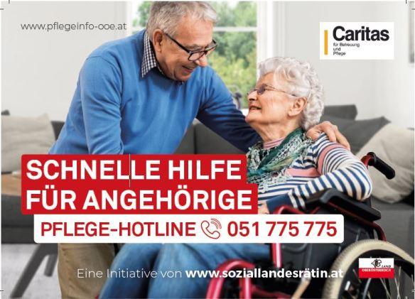 Pflege Hotline