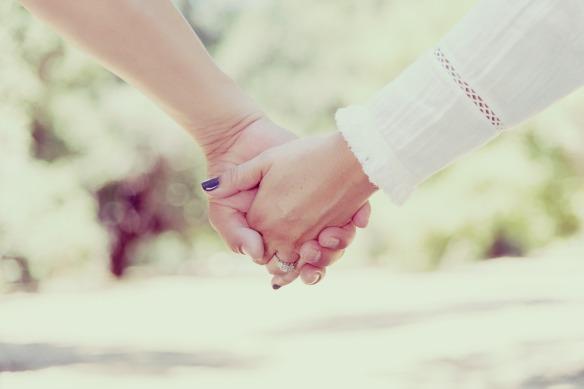 Beziehung Hände pixabay
